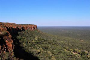pratiquer le canyoning en Afrique